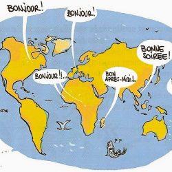 La langue française dans le monde à l'horizon 2050