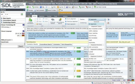 Systèmes de gestion de traduction