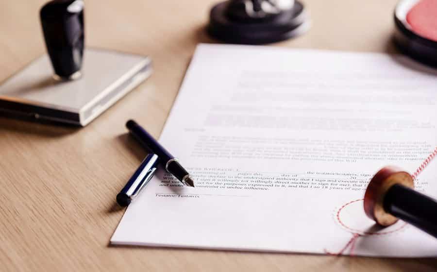 Legalisation de document